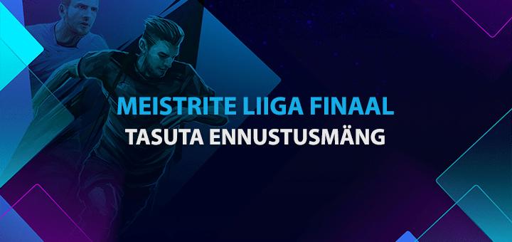 Meistrite Liiga finaal 2021 tasuta ennustusmäng Coolbet'is