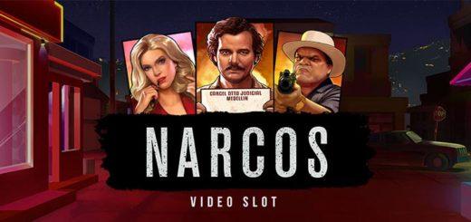Ninja Casino annab slotimängus Narcos iga päev 10 tasuta lisaspinni
