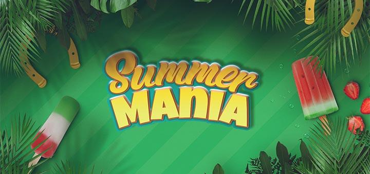 Paf Summer Mania 2019 - iga päev uued pakkumised ja auhinnad