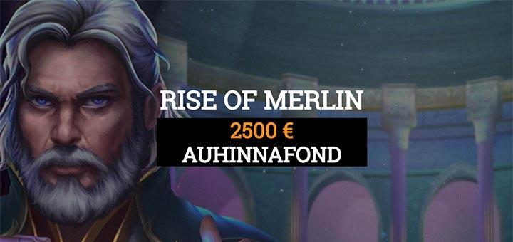 Rise of Merlin slotivõistlus Coolbet kasiinos