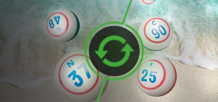 Suvealguse turniirid Unibet bingo minimängudes