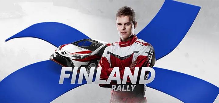 Tee Betsafe's live panuseid ja võida VIP pakett Soome rallile Ott Tänaku sõitu vaatama