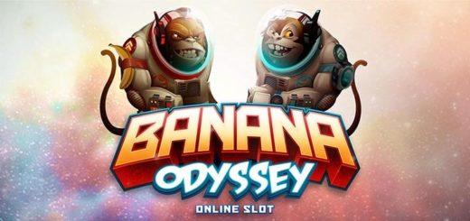 Banana Odyssey Online Slot tasuta keerutused