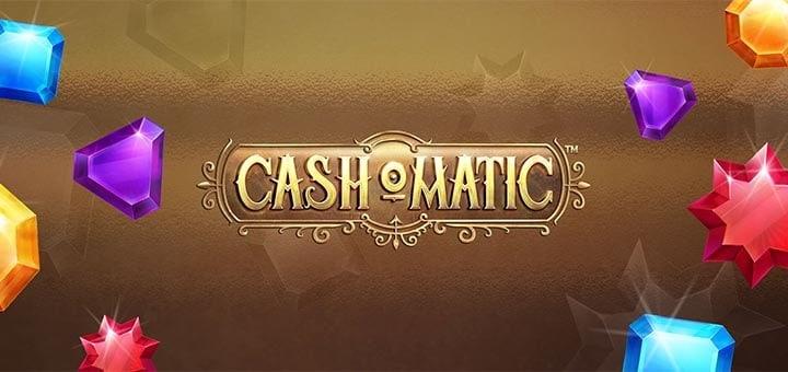 Cash-O-Matic slotika tasuta spinnid ja boonus Optibet kasiinos