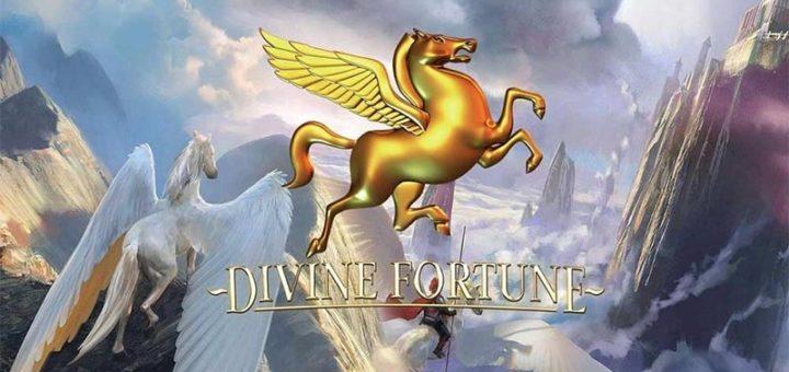 Divine Fortune tasuta spinnid iga nädal
