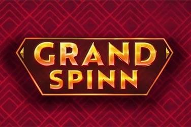 Grand Spinn Netent jackpot slot