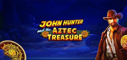 John Hunter and the Aztec Treasure slotiturniir