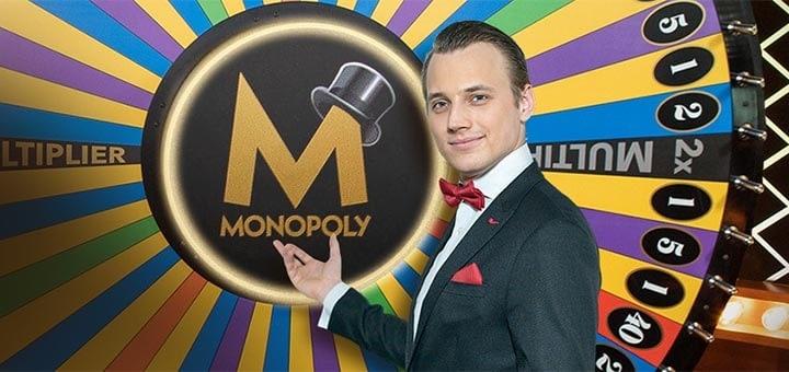 Monopoly Live kasiinoturniir Optibet'is