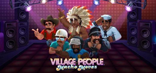 Ninja Casino Village People slotivõistlus
