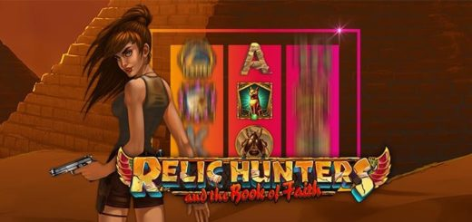 Relic Hunters slotika tasuta spinnid Maria Casino's
