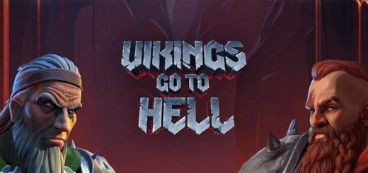 Saa Paf'is Vikings Go To Hell slotikal suurim mündivõit ja võida reisipakett Las Vegasesse
