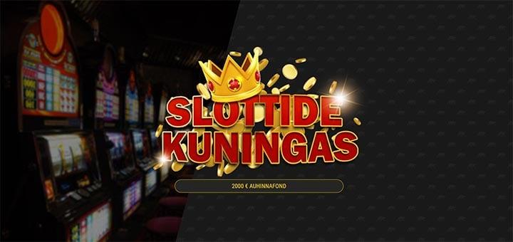 Slottide kuningas Coolbet'is - auhinnafondis €2000 pärisraha