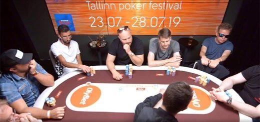 Tallinn Summer Showdown 2019 live