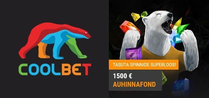 Tasuta spinnide superloos Coolbet kasiinos