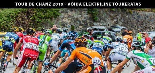 Tour De Chanz 2019 - võida elektriline tõukeratas