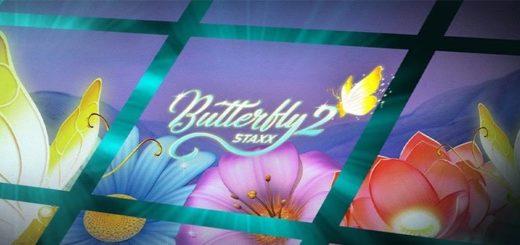 Butterfly Staxx 2 tasuta spinnid Betsafe kasiinos