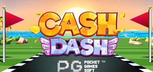 CashDash slotirallid Optibetis Pocket Games Soft mängudel
