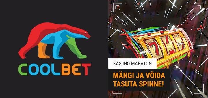 Coolbet Kasiino Maraton