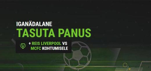 Coolbet loosib välja jalgpallireisi Liverpool vs Manchester City kohtumisele