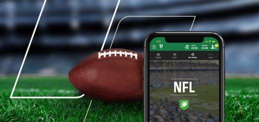 NFL 2019 tasuta ennustusmäng Unibet'is