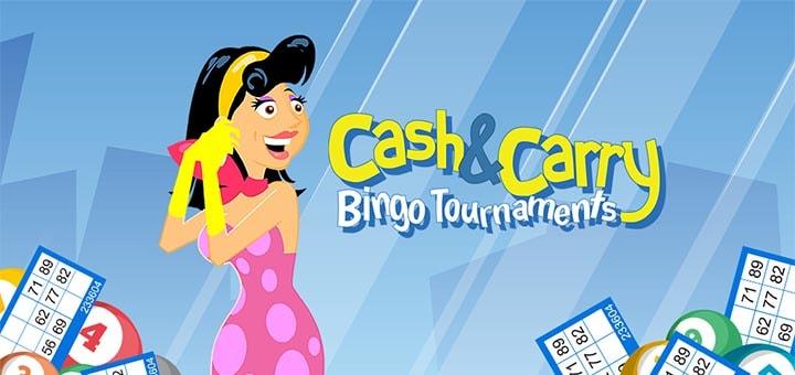 Paf Cash & Carry bingoturniirid