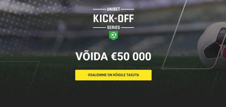 Tasuta Premier League KICK-OFF ennustusmäng