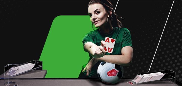 Võida Unibet kasiinos unistuste jalgpallireis kahele