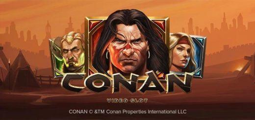 Conan Video Slot'i rahaloos Ninja kasiinos
