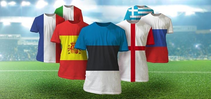 EURO 2020 kvalifikatsioonimängud - riskivabad panused Optibet'is