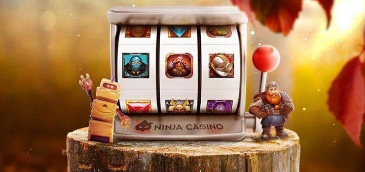 Ninja Casino sügisturniir
