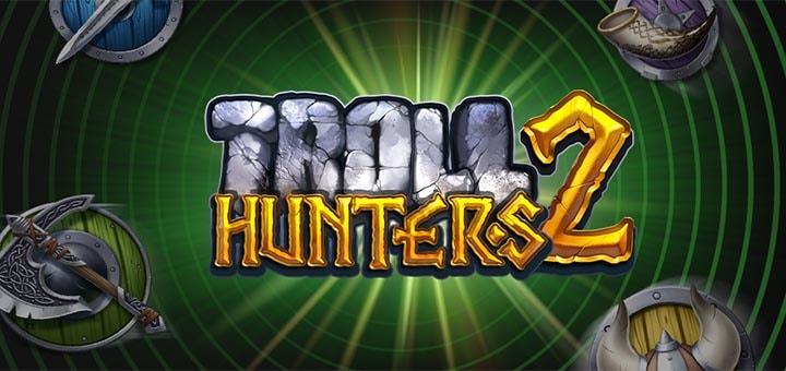 Troll Hunters 2 õnneliku keerutuse turniir Unibet kasiinos
