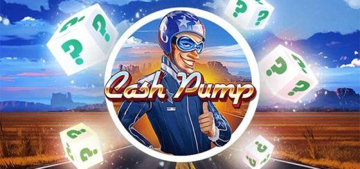 Cash Pump Mystery eriauhinnad Paf kasiinos