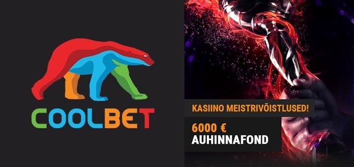Coolbet kasiino meistrivõistlused 2019