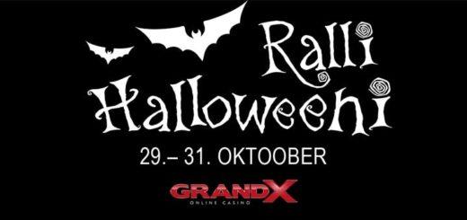 GrandX Casino Halloweeni ralli