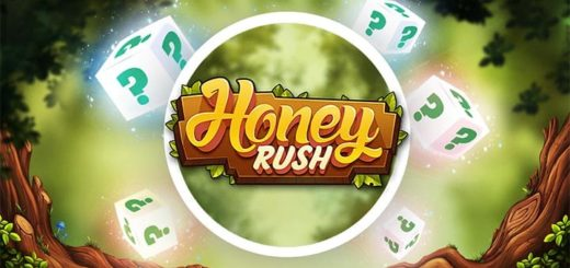 Honey Rush Mystery auhinnad Paf kasiinos