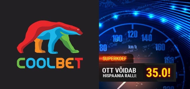 Ott Tänak Võidab Hispaania Ralli - Superkoefitsient Coolbet'is