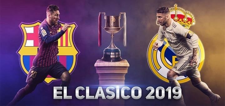 El Clasico superkoefitsient Coolbet'is