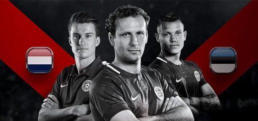 Holland vs Eesti EURO 2020 kvalifikatsioonimängu viktoriin - võida tasuta Betsafe boonusraha