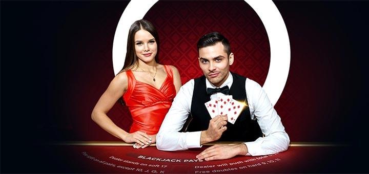 Optibet Live Blackjack Suited 777 boonus