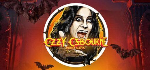 Ozzy Osbourne tasuta spinnid ja rahaloos Paf kasiinos