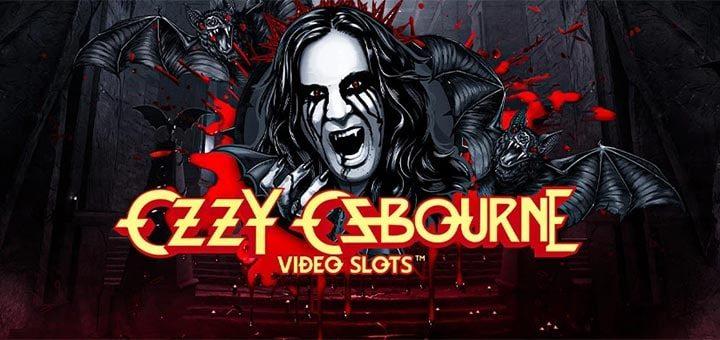 Ozzy Osbourne video slot tasuta spinnid