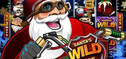 Jõulueelne reload boonus ja Santa's Wild ride tasuta spinnid Kingswin kasiinos