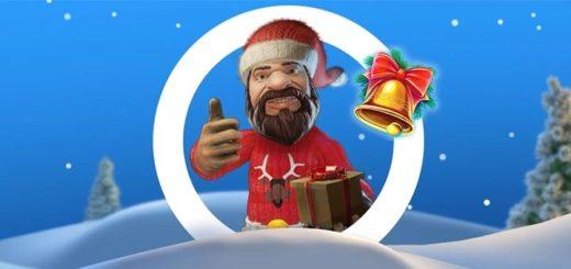 Jõulukuu slotiralli Optibet kasiinos