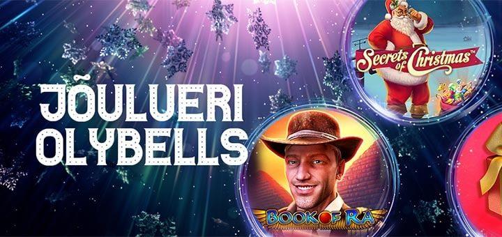 OlyBet'i Jõulukampaania OlyBells
