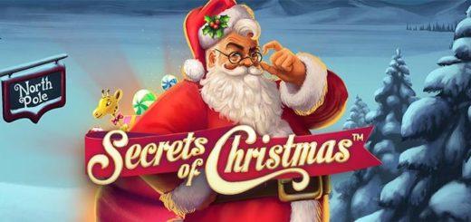 Secrets of Christmas superspinnid Ninja kasiinos