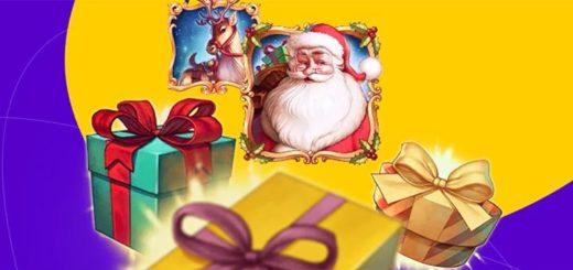 Slots.io jõuluturniir 2019
