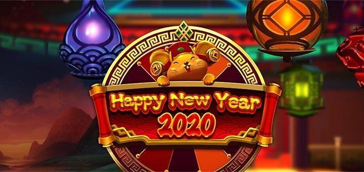 Hiina Uusaasta 2020 tasuta spinnid Ninja kasiinos