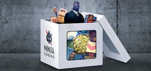 Ninja Casino missioon