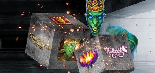 Ninja Casino slotiduell - Gods of Gold vs Butterfly Staxx