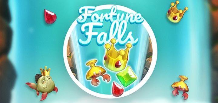 Paf Fortune Falls tasuta spinnid